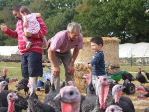 family-turkey-farm