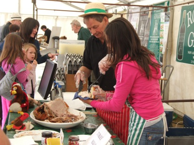 Kent Turkeys on the Road – Taste Days 2017