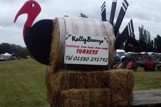 Kent Turkeys at TractorFest